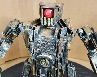 Assemblage rusty juggernaut