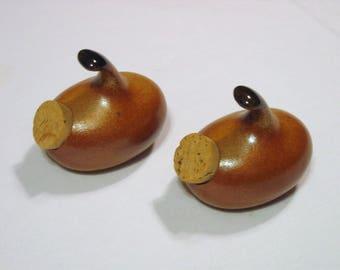 Sial Pottery Salt & Pepper Shaker Set - Made in Canada