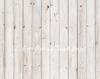 6'x5' Photography Backdrop Faux Barnwood Floor - Savvi Wood - LARGE FLOOR DROP