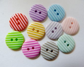 Stripe Buttons