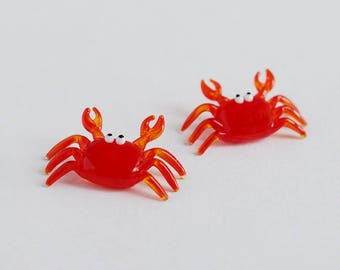 Miniature Glass Crab