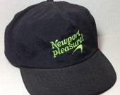 Early 1990's Newport Cigarettes nylon hat