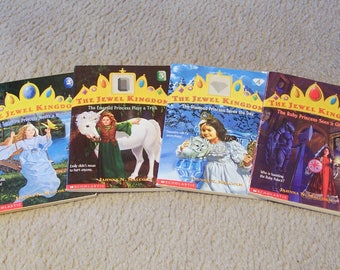 The Jewel Kingdom Children's Books, Jahnna Malcolm - 2-5