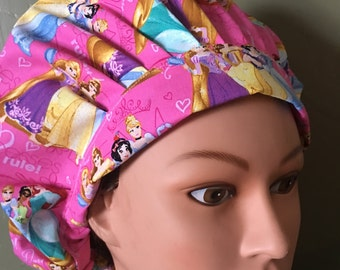 Bouffant scrub cap