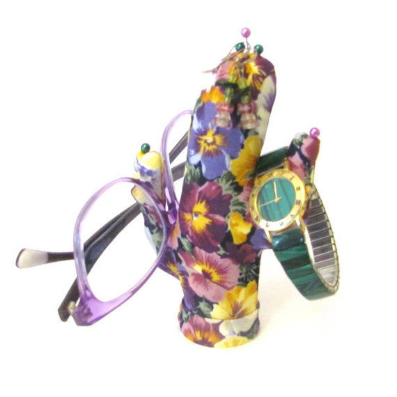 Fabric Eyeglass Smart Watch CACTUS-Stand Ready to Ship