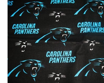Panthers Scrub Cap, Surgical Cap, Chemo Cap, Headwear