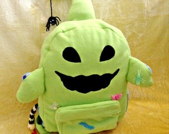 Oogie Boogie Bug Backpack - The Nightmare Before Christmas