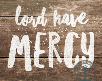 Lord Have Mercy | Southern Charm Country Sayings Wall Art At Checkout, Choose Print, Framed or Canvas