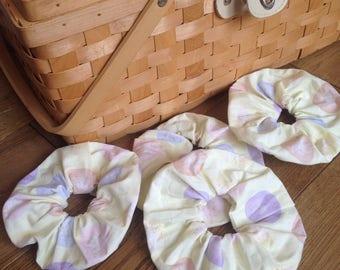 Mini Eggs Scrunchie