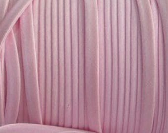 "10yd PINK 1/4"" Double Fold Bias Tape Superior Quality Fabric Trim Made in America"