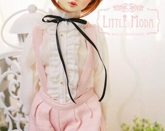 SD10/SD13/SDGr/DD(S/M/Lbust) - Marshmallow Bun(Baby Pink)