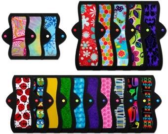 "Cloth Pad Complete Set - Medium (Three 8"" Light, Ten 10"" Moderate, Five 12"" Heavy)"