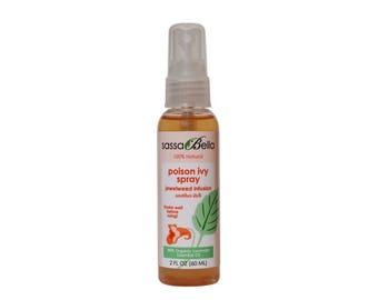 Poison Ivy - Jewelweed Spray - 2floz