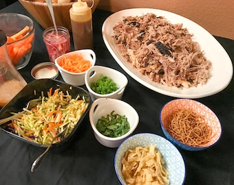 Fajita chicken recipe pdf 30 minute meal one pan recipe banh mi pork shoulder recipe pdf asian bbq sauce asian slaw sandwiches forumfinder Image collections