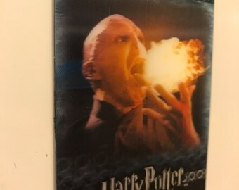 harry potter fridge magnet - lord voldemort
