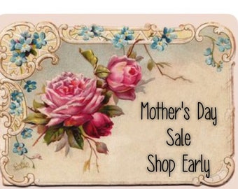 """Mother's Day Sale, FREE Shipping with minimum purchase, coupon code: '""""TY2017"""""""