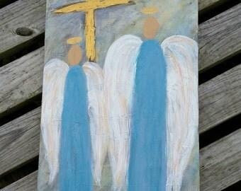 12 X 24 Angels