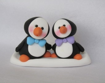 Whimsical Penguins
