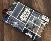 Handmade Star Wars Change Purse