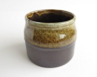 Kiln Craft Sugar Bowl  - Vintage Sugar Bowl - Retro Sugar Bowl - Kiln Craft
