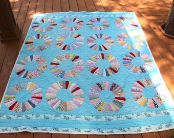 Old quilt.