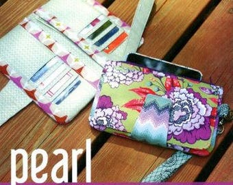 Swoon Sewing Patterns - Pearl Wallet Clutch Pattern
