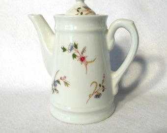BIA Cordon Bleu Small Coffee or Hot Chocolate Pot, Versailles Pattern