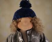 """Quinn, 14"""" waldorf doll"""