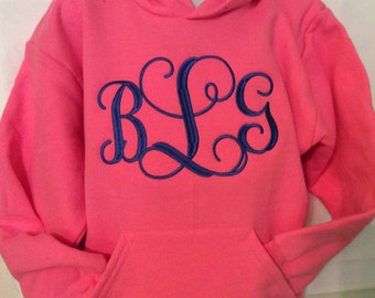 Initial sweatshirts | Etsy