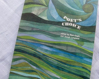 Poet's Choice edited by Engle Langland Time Life Reading Program