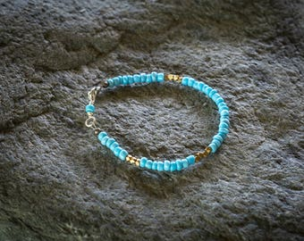 african bead bracelet, special order