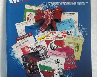 17 Super Christmas Hit - Easy Guitar Sheet Music Book