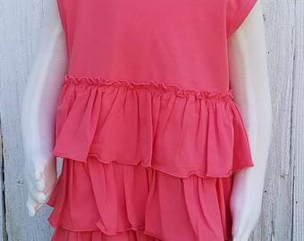 Ruffle Cupcake Outfit 2 Piece Set with FREE Monogram