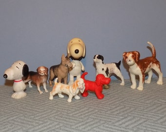 Dogs, Pups, and Canines