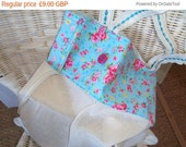 On SALE Eco friendly Folding Shopping Bag/Tote - fold up grocery bag - Strong Book BagUK Seller- UK Seller