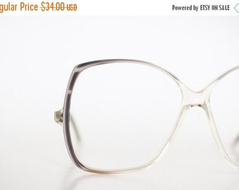 ON SALE plum fade eyeglass frames