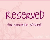 RESERVED for RYOKO