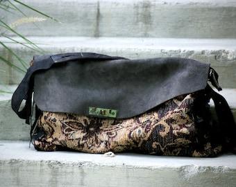 The Liya, Simple Fly Chic Bag Everyday,  Overnight, Travel Bag, Carry on, Midnight blue , Weekender, Travel Bag, Messenger, yoga bag