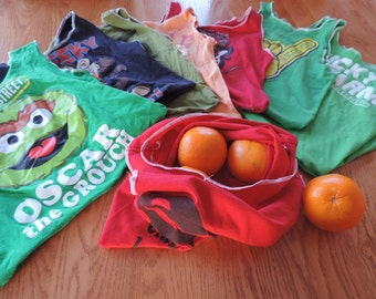 ecofriendly grocery shopping bag - fruit bag