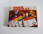 Discovery Toys Creative Moments 4-9 Learning Set