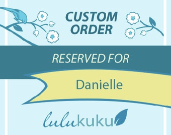Custom Listing for Danielle - Deer and Buck Wall Decals