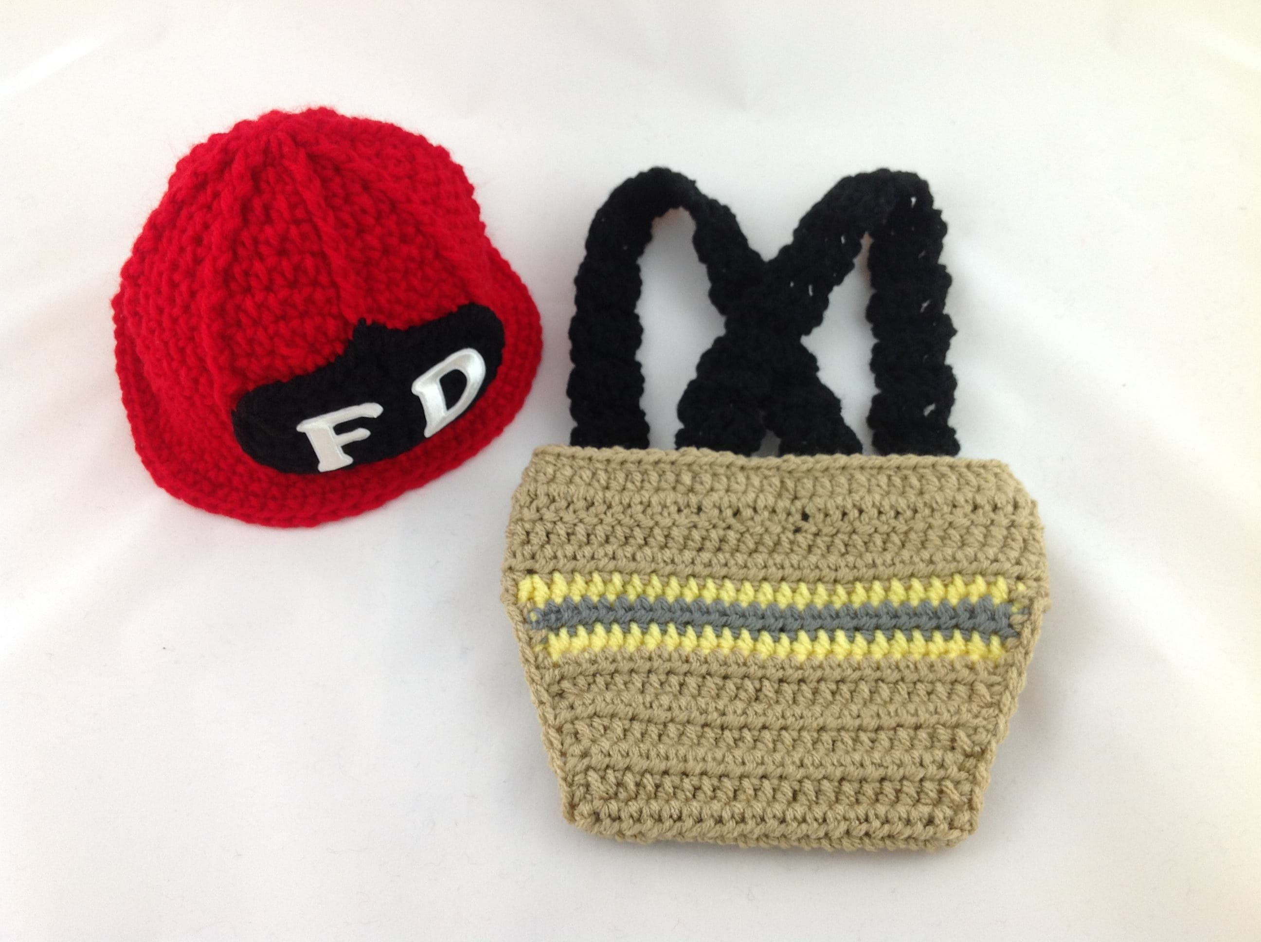 Recycled bunker gear bags - Baby Firefighter Outfit Newborn Firefighter Firefighter Baby Firefighter Baby Boy Firefighter Baby