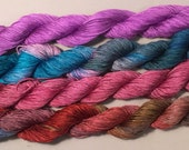 Silk Cord #3, 4-pack Bombyx/Mulberry Silk