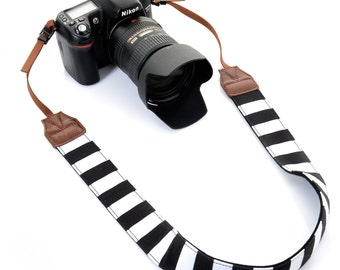Premium DSLR Camera Neck Strap by Morxy – Modern, Comfortable & Secure Lanyard Design, Universal Fit