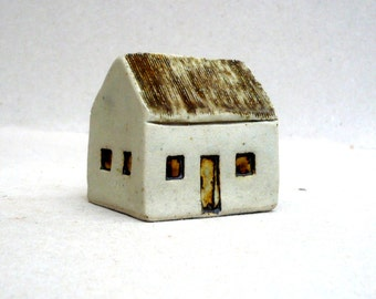 Cottage, Small House , Miniature House , Collectible House , Village House