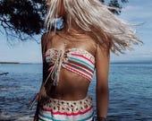 Crochet Top & Skirt