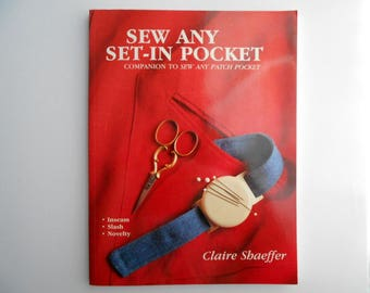 Sew Any Set-In Pocket, by Claire Shaeffer