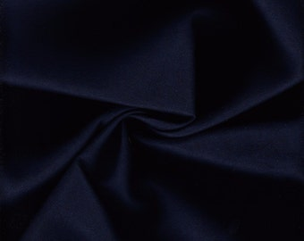 By The Yard (BTY) Majilite Upholstery Fabric NovaSuede Faux Suede Newport Blue (MW1)