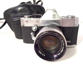 Petri Penta V6 35mm Film Camera