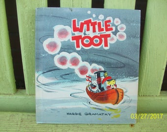 Little Toot by Hardie Gramatky, 1939